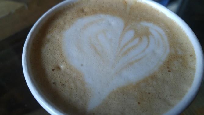 stone creek latte